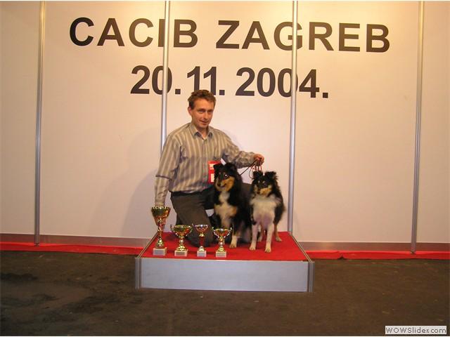 Cacib Zagreb 2004